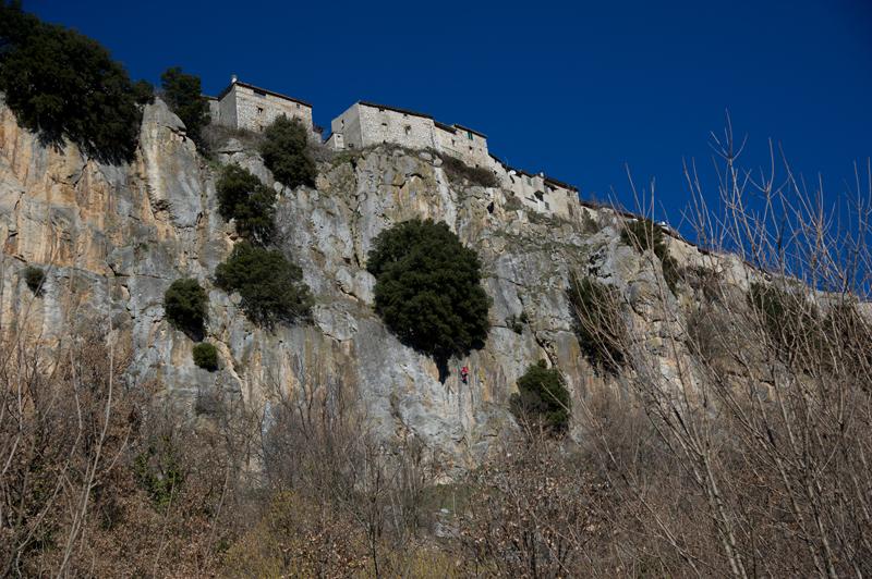 Panorama di Pietrasecca | Carsoli