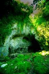 Grotta di Luppa (Comune di Sante Marie)