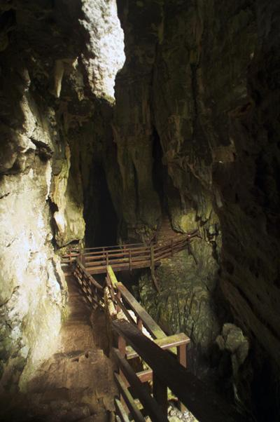 Grotte Bussento