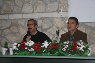 Presidente e sindaco Gnesi