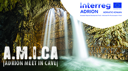 Progetto ADRION A.M.I.CA. Adrion Meet in Cave