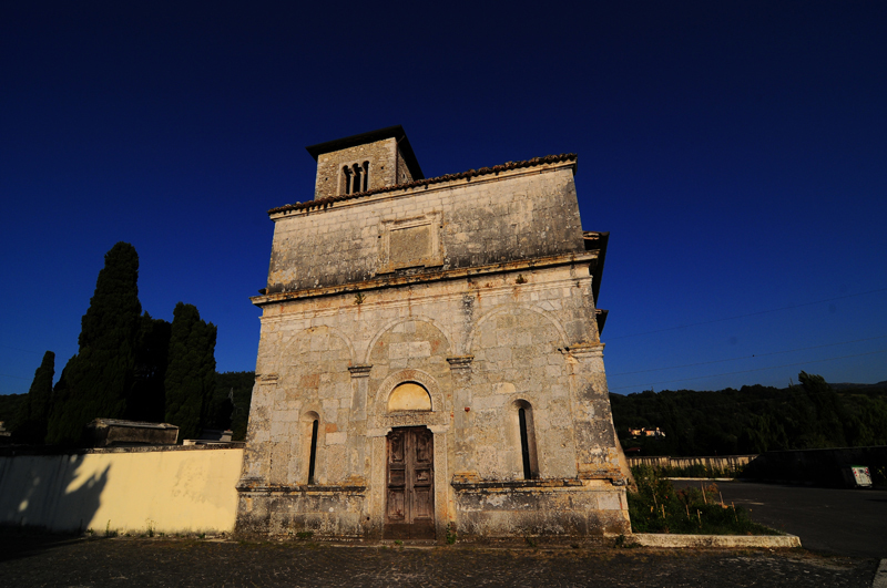 Chiesa di Santa Maria in Cellis | Carsoli