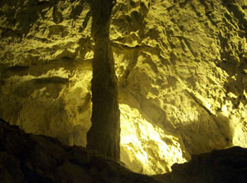 Colonna Grotta Va de Varri
