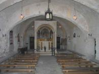 Abbazia San Pietro - interni