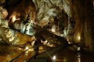 Grotte Su Marmuri - particolari