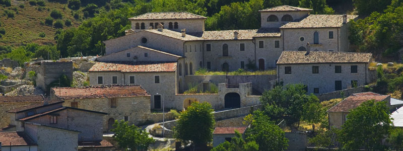 Panorama Lecce nei Marsi - Foto tratta da www.parcoabruzzo.it