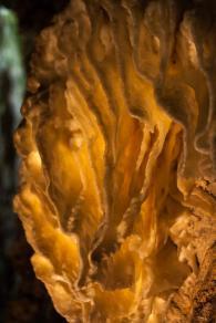 Grotte Stiffe - Particolare