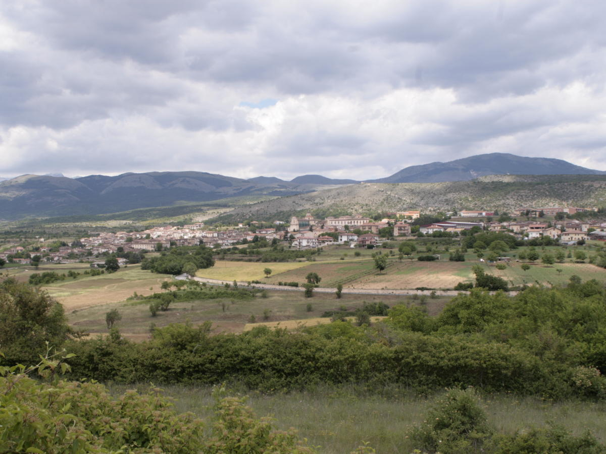 Panorama - San Demetrio ne' Vestini