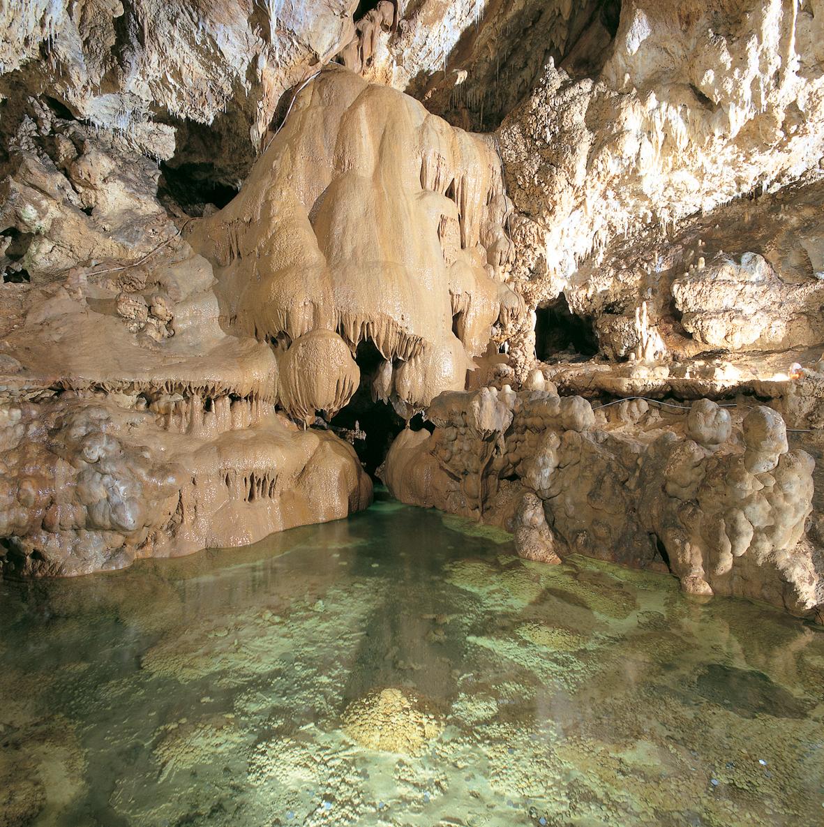Grotte di Toirano - Foto Comune di Toirano