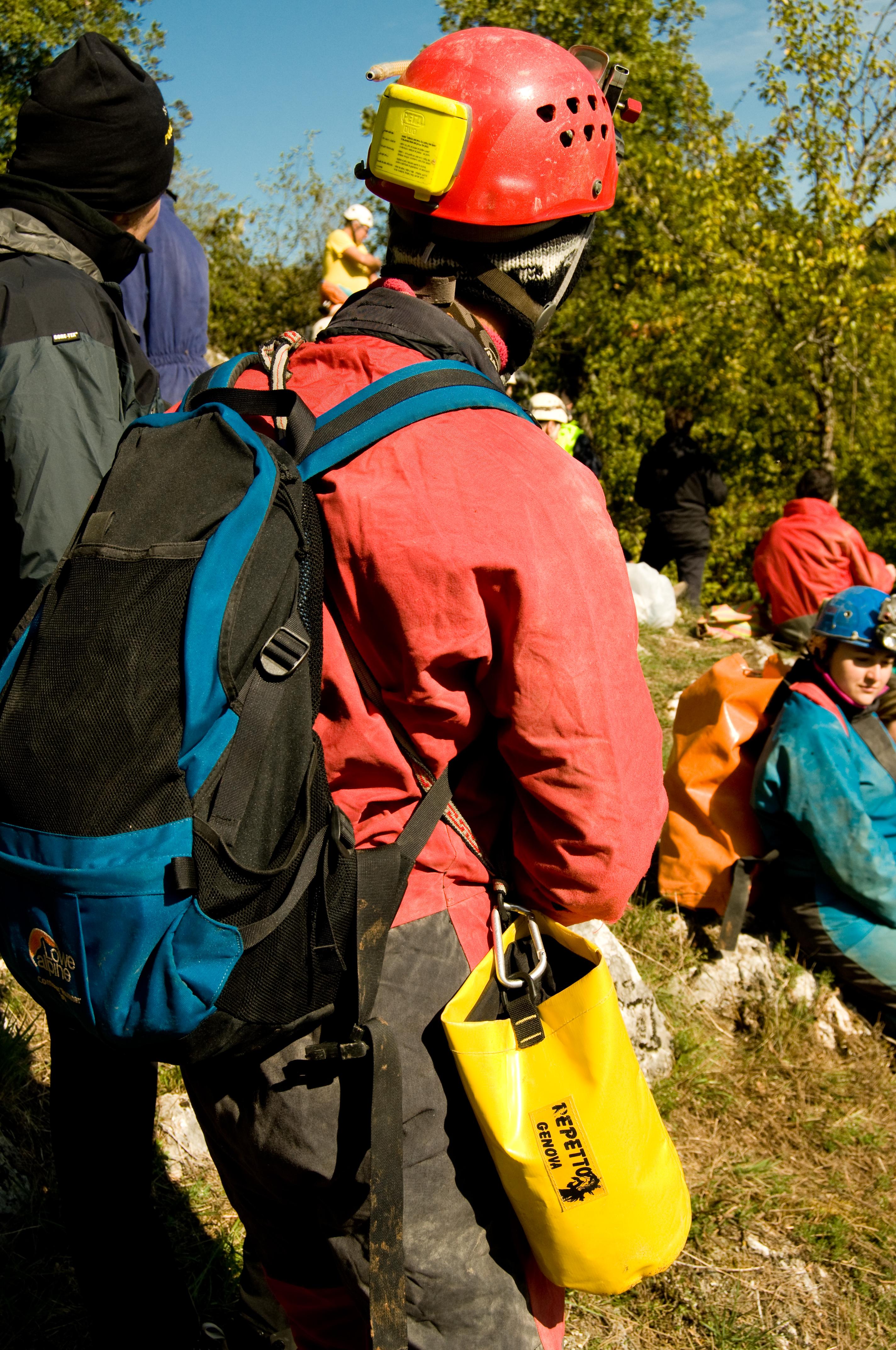 Itinerari a piedi, in bicicletta ed a cavallo nella Riserva Grotte di Pietrasecca