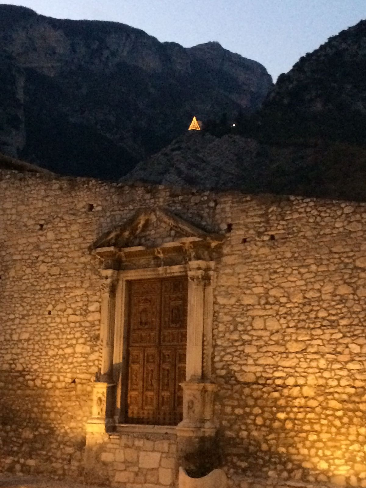 Ruderi chiesa San Biagio (Taranta Peligna)