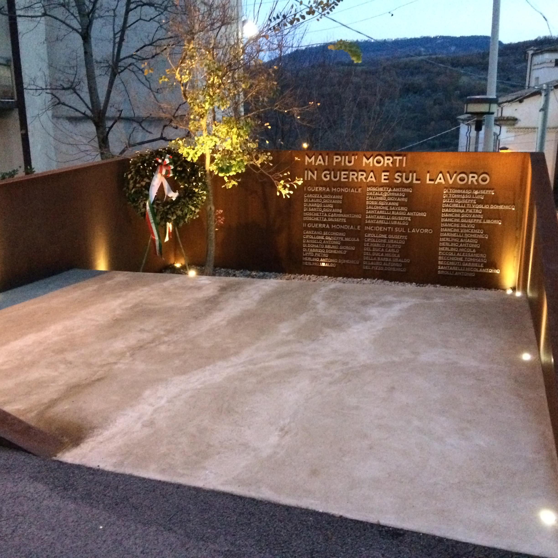 Monumento Caduti in guerra e sul lavoro (Taranta Peligna)