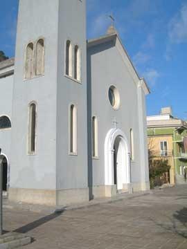 Chiesa Sant'Antioco (Ulassai)