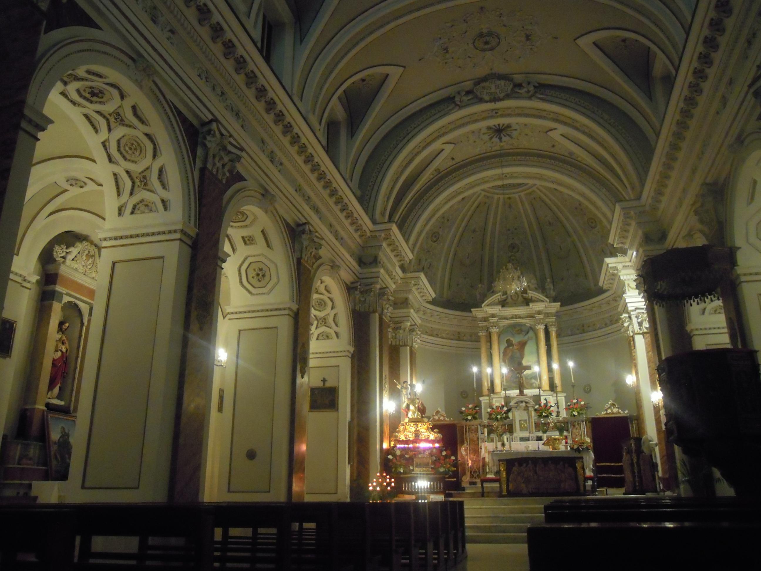 Chiesa di San Demetrio Martire (Morigerati)