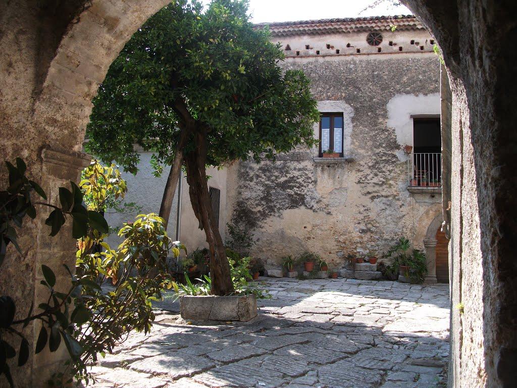 Palazzo Baronale (Morigerati)