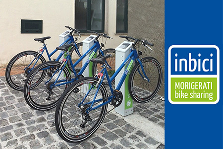 Bike sharing  (Morigerati)