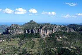 Itinerari a piedi e trekking (Ulassai)