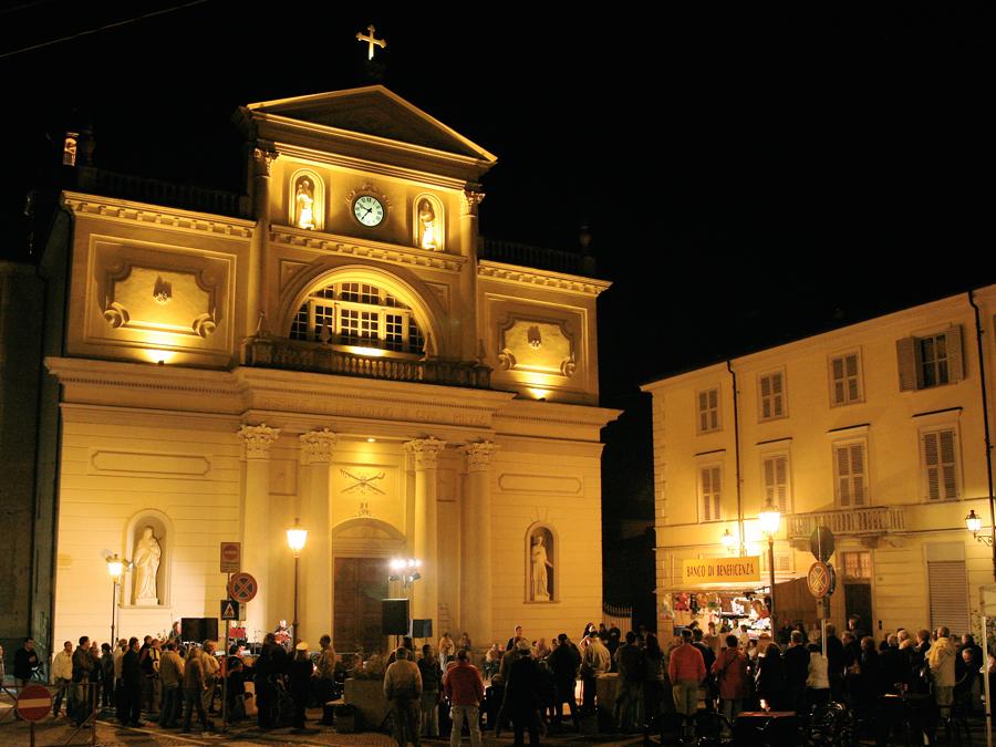 Parrocchiale San Lorenzo (Villanova Mondovì)
